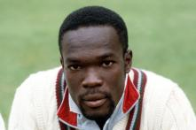 Winston Benjamin: Former Windies Pacer Who Now Fixes Sight Screens