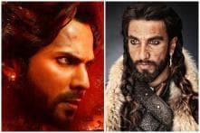Varun Dhawan in Kalank, Ranveer Singh in Padmaavat Bring Back Kohl-rimmed Eyes Trend