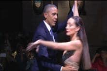 Watch: Barack Obama, Michelle dance tango in Argentina