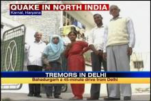 Delhi: No news of damages after quake