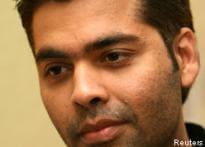 Karan Johar lost in world celeb circuit