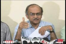 No point staying in power after Jan Lokpal setback, says Prashant Bhushan