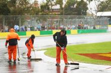 Rain forces Australian Grand Prix qualifying to Sunday