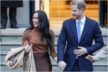 As Meghan Markle, Prince Harry Split with Royal Family, Memes Break Internet