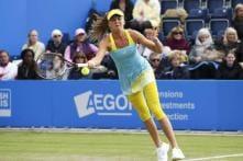 Daniela Hantuchova wins Aegon Classic in Birmingham