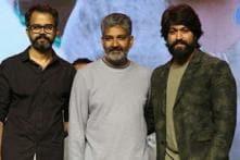 KGF: Rajamouli Proud of Yash's Success, Says 'Bus Driver's Son Became Top Star of Kannada Cinema'