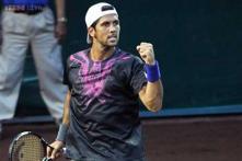 Fernando Verdasco advances to round 3 of US Clay Court Championship