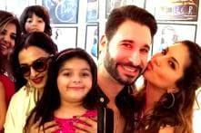Sunny Leone, Rekha, Alia Bhatt and other celebrities attend Dabboo Ratnani's calendar launch