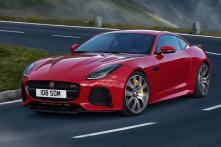 Jaguar F-Type SVR Launched in India at Rs 2.65 Crore, Bookings Open
