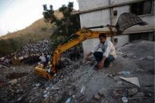 Thane: Buses damaged as bandh begins against demolition