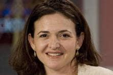 Facebook COO Sheryl Sandberg sells $91 million of Facebook stock