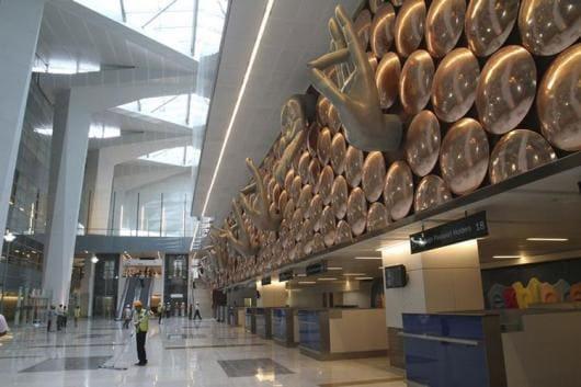 File photo of IGI airport.