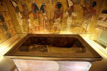 Walk Like an Egyptian: Treasure from King Tut's Tomb To Set Out On Worldwide Tour