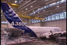 First flight of Airbus A380 to land in Delhi today