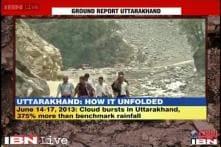Uttarakhand tragedy: Memorial to be built in Rambada