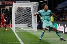 Premier League: Aubameyang scores off goalkeeper mistake as Arsenal edge past Watford