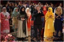 Rohit Bal Honours Kashmiri Craftswomen with Heart-warming Gesture, Unveils 'Guldastah' Collection