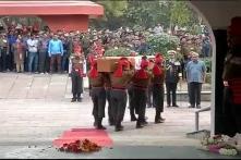 Nation pays homage to Lance Naik Hanamanthappa, body flown to Hubli