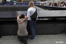 In pics: 9/11 memorial service