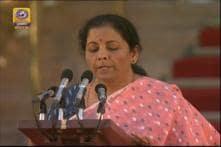 Nirmala Sitharaman Gets Another Stint in Team Modi