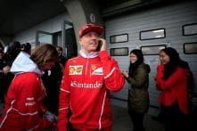 Ferrari's Kimi Raikkonen Races to the Top in First Russian Practice