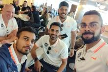 Team India Off to Ireland, Kohli & Boys Share Photos from Airport