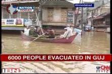 Gujarat rains: Narmada dam flows above danger mark; 100 villages on high alert