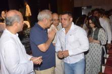 Salman Khan, Sonam Kapoor Attend Rajjat Barjatya's Prayer Meet