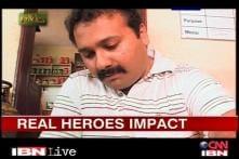 Real Hero Krishnan gets international recognition