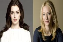 No feud between Anne Hathaway, Cate Blanchett on Ocean's Eight Set