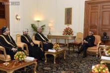 President invites Oman to 'Make in India', seeks deeper trade ties