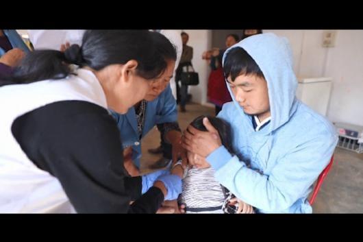 Swasth Immunised India travels to witness how Manipur is immunising its children
