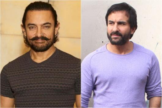 Aamir Khan, Saif Ali Khan to Star in Hindi Remake of Tamil Superhit 'Vikram Vedha'