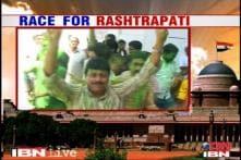 President poll: Celebrations on in Delhi, West Bengal