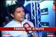 Farhan Akhtar talks about 'Bhaag Milkha Bhaag'