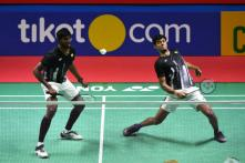 Thailand Open: Satwiksairaj Rankireddy-Chirag Shetty Reach Men's Doubles Semi-finals