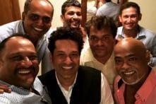 Sachin Tendulkar Calls Vinod Kambli His 'Friend for Life'