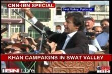 Pakistan: Imran Khan heats up election campaign