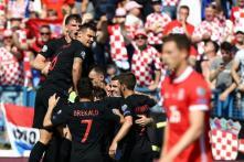 Ivan Perisic Shines as Croatia Edge Wales in Euro Qualifier