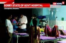 Doctors Use Flashlight in Phone to Treat Patients in Gurugram