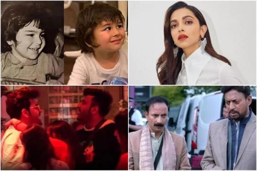 Childhood Pic of Saif Ali Khan and Taimur Go Viral, Deepika Padukone Opens up on Failed Relationships