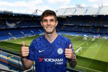 Eden Hazard is My Chelsea Benchmark, Says Christian Pulisic