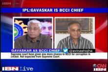 Happy that Gavaskar will take over as BCCI president: Niranjan Shah