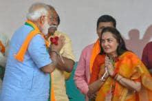 PM Narendra Modi's Election Rally in Moradabad; See Pics