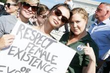 Amy Schumer, Emily Ratajkowski Arrested in Anti-Kavanaugh Protests