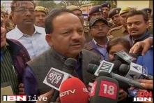 Harsh Vardhan congratulates AAP for its spectacular debut