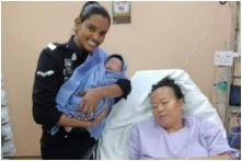 'Midwife Cop': Malaysian Policewoman Helps Pregnant Lady Deliver in Taxi, Baby Named After Her