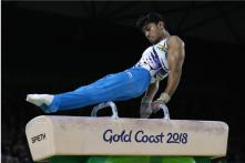 Ashish Kumar to Lead 3-Member Indian Gymnastics Team in World Challenge Cup