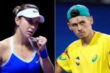 Adelaide International: Belinda Bencic Advances, Injured Alex de Minaur Pulls Out