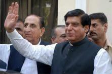 Pakistan PM Ashraf meets allies, files bail plea